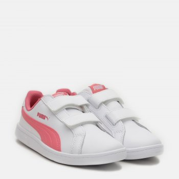 Кроссовки Puma Smash FUN L V PS 36159114 White-Rapture Rose