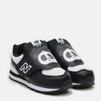 Кроссовки New Balance 574 Zoo IV574MCK Черные