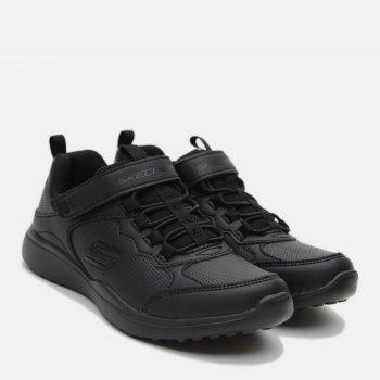 Кроссовки кожаные Skechers 82222L BBK