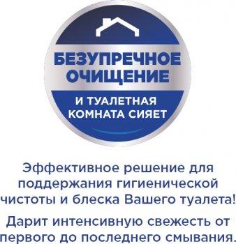 Гель для чищення унітазів Bref WC-клінер Квіткова свіжість 700 мл (9000101311938)
