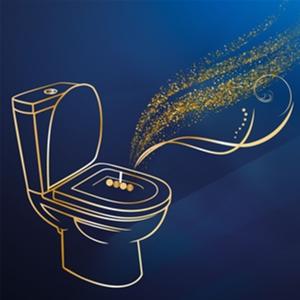 Твердий туалетний блок Bref De Luxe Ніжна магнолія 50 г (9000101416879)