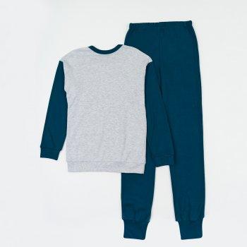 Комплект (фуфайка + штаны) Z16 К3ІН126 2-2692 Морская волна