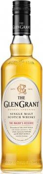 Виски The Glen Grant Majors Reserve 5 лет выдержки 0.7 л 40% (080432402993)
