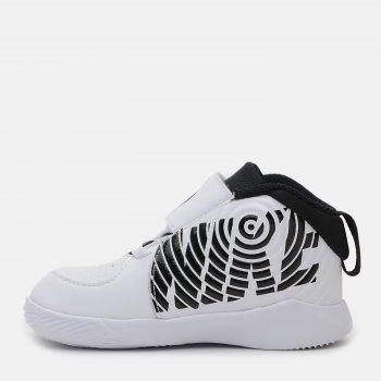 Кроссовки кожаные Nike Team Hustle D 9 (Td) AQ4226-100