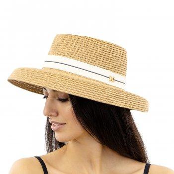 Шляпа SumWin YM0109-03 (55-57 см) Темно-Бежевая