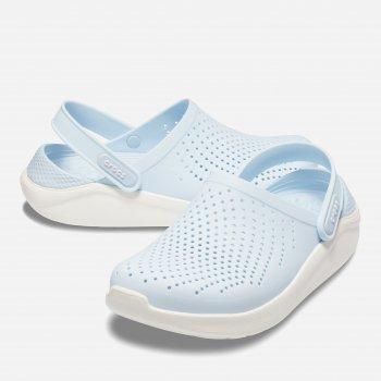 Сабо Crocs Women's LiteRide Clog 204592-4KA Голубые