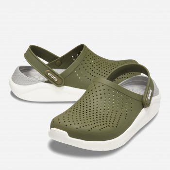 Сабо Crocs Women's LiteRide Clog 204592-37P Зеленые