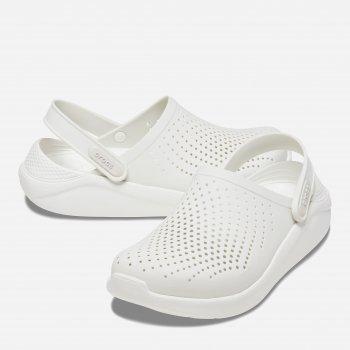 Сабо Crocs Women's LiteRide 204592-1CV Белые