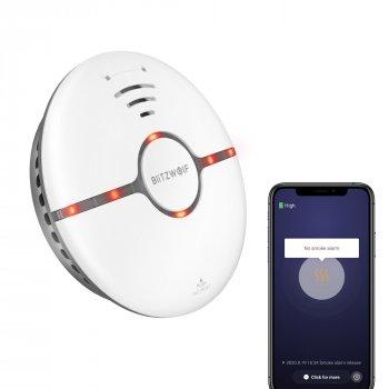 Wi-Fi датчик дыма Blitzwolf BW-IS7
