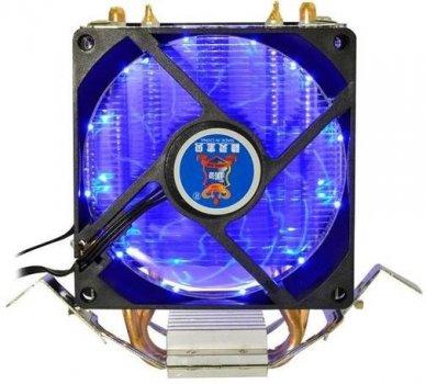 Кулер для процессора Cooling Baby R90 BLUE LED2 fans