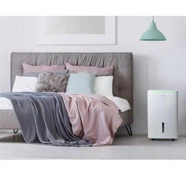 Осушитель с функцией очистки воздуха Klarstein DryFy Connect 50л (10034435) белый