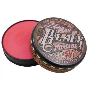 Помада для укладання волосся Rumble59 Schmiere Special Edition Hard Rock The Man in Black 140ml
