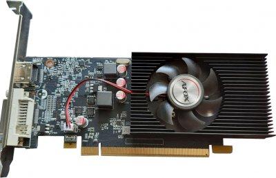 AFOX PCI-Ex GeForce GT1030 2GB GDDR5 (64bit) (1468/6000) (DVI, HDMI) (AF1030-2048D5L4-V3)