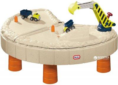 Песочница-стол Little Tikes Веселая стройка (401N10060) (0050743387319)