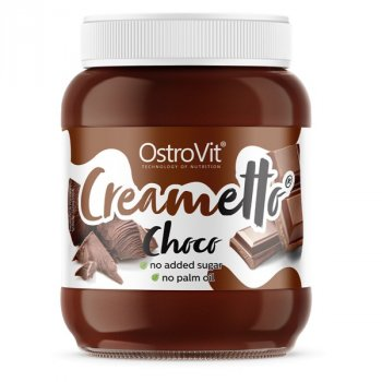 Шоколадная паста OstroVit Creametto Choco 350 г