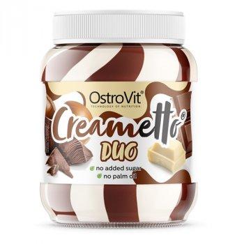Шоколадная паста OstroVit Creametto Duo 350 г