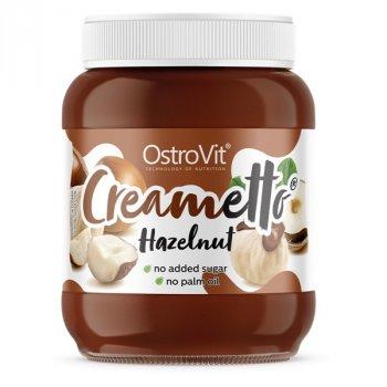 Шоколадная паста OstroVit Creametto Hazelnut 350 г