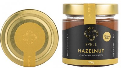 Крем паста Spell с какао и фундуком 200 г (4820207312395)