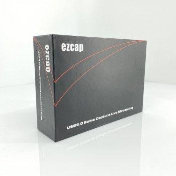 Пристрій відеозахоплення і трансляції HDMI Ezcap link Game RAW (original, USB 3.0, 100 fps, streamlife)