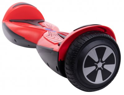 """Гироборд BERGER Hoverboard City 6.5"""" XH-06С Promo Red"""