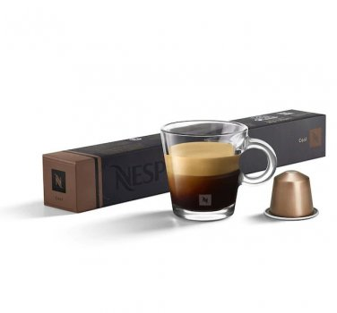 Кава в капсулах Cosi оригінальні Nespresso 50 капсул (5 тубів по 10 шт.)