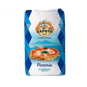 Мука CAPUTO Pizzeria, ГОЛУБОЕ, твердых сортов, 25 кг
