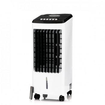 Кондиционер мобильный Gold Diamond TK00027 Портативный воздушный охладитель (Air Cooler) на водяной основе 80W от сети с пультом Белый
