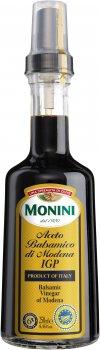 Уксус Monini бальзамический из Модены 6% 250 мл (8005510004021)
