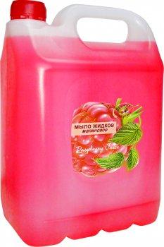 Жидкое мыло Вкусные секреты Малина 5 л (4820074622320)