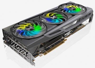 Sapphire PCI-Ex Radeon RX 6800 XT NITRO+ SE 16GB GDDR6 (256bit) (16000) (HDMI, 2 x DisplayPort, USB Type-C) (11304-01-20G)