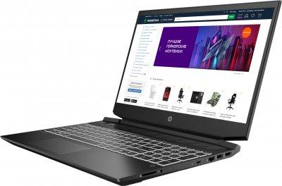 Ноутбук HP Pavilion Gaming 15-ec0007ur (8NF62EA) Dark Grey