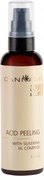 Кислотный пилинг для лица Cannabis с комплексом Silkerina HL и экстрактом каннабиса 100 мл (4820218615423)
