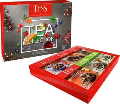 Чай пакетированный TESS Collection Набор ассорти 6 видов по 10 пакетиков (4823096807959)