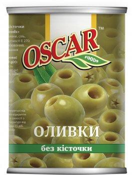 Оливки Oscar без косточки 400 г (8413552051406)