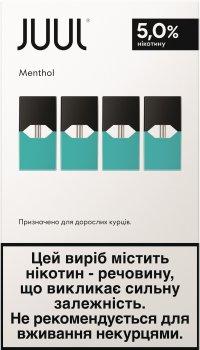Картридж для POD-систем Juul Classic 5% 50 мг 4 х 0.7 мл