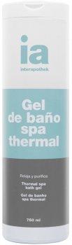 Гель для душа Interapothek с эффектом SPA с натуральным ароматом и с экстрактом малахита 750 мл (8430321007952)