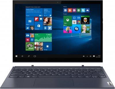 Планшет Lenovo Yoga Duet 7 Wi-Fi 256GB Slate Grey (82AS006WRA)