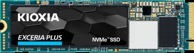 KIOXIA EXCERIA Plus 1TB NVMe M.2 2280 PCIe 3.0 x4 TLC (LRD10Z001TG8)