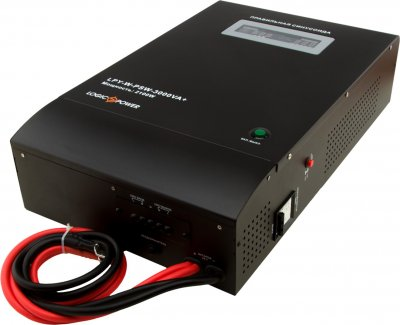 Комплект резервного живлення LogicPower W3000 + літеевая (LifePo4) батарея 5200 ват (LP12818)