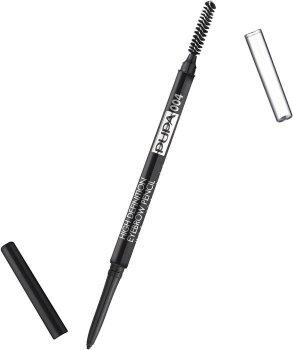 Олівець для брів Pupa High Defenition Eyebrow Pencil №04 extra dark 0.9 г (8011607271207)