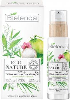 Сыворотка Bielenda ECO Nature с матирующим эффектом 30 мл (5902169040574)