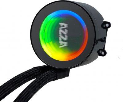 Система рідинного охолодження AZZA Blizzard 240 (LCAZ-240R-ARGB)