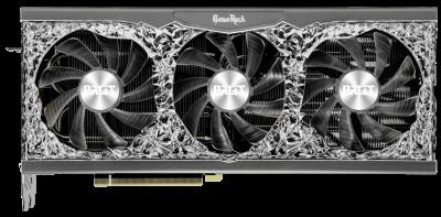 Palit PCI-Ex GeForce RTX 3070 GameRock OC 8GB GDDR6 (256bit) (1500/14000) (3 x DisplayPort, HDMI) (NE63070H19P2-1040G)