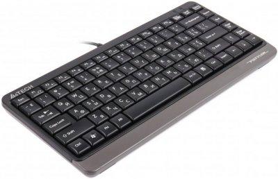 Клавиатура проводная A4Tech FK11 Fstyler Compact Size USB Grey (4711421953313)
