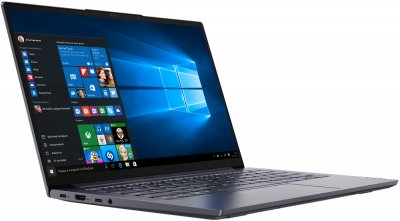 Ноутбук Lenovo Yoga Slim 7 14ARE05 (82A200BPRA) Slate Grey