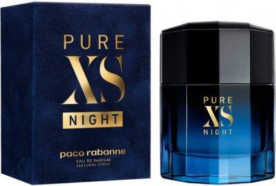 Парфюмированная вода для мужчин Paco Rabanne Pure Xs Night For Him 50 мл (3349668573868)