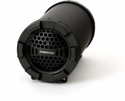 Акустическая система Omega Bluetooth OG70 Bazooka 5 W Black (OG70B)