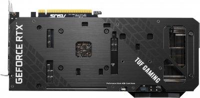 Asus PCI-Ex GeForce RTX 3060 Ti TUF Gaming OC Edition 8GB GDDR6 (256bit) (1785/14000) (2 x HDMI, 3 x DisplayPort) (TUF-RTX3060TI-O8G-GAMING)