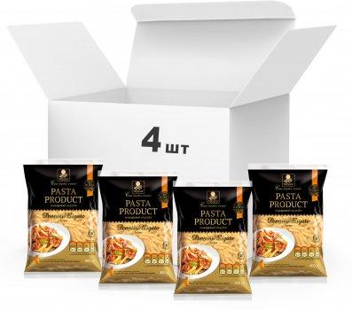 Набір макаронних виробів Терра №7 1.6 кг Перо (4820015738684)