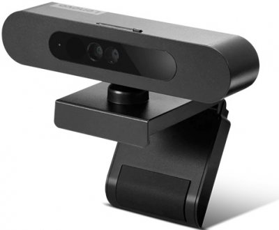 Lenovo 500 FHD WebCam Black (GXC0X89769)